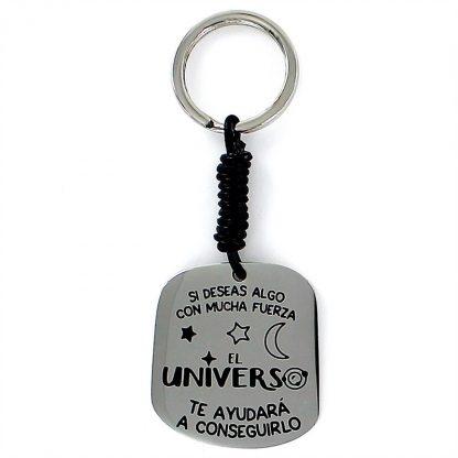 """Llavero Happy """"Universo"""""""